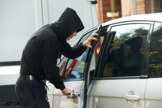 Najczęściej kradzione samochody w Polsce w roku 2015