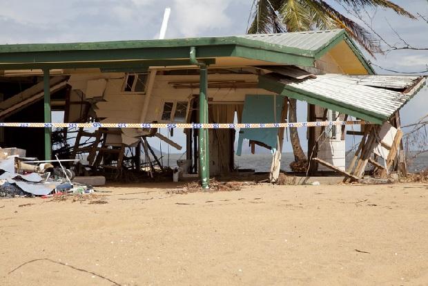 Cyklon Winston spustoszył Fiji