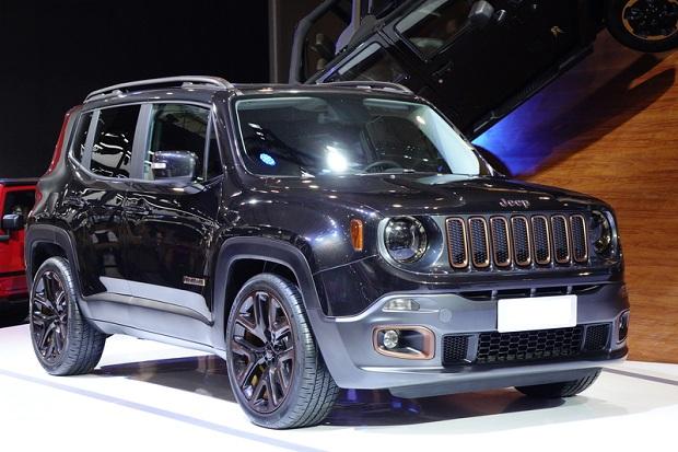 Jeep Renegade – maluch w rodzinie SUV-ów
