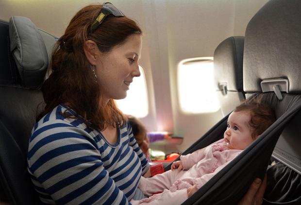 Ułatwienia dla rodziców z małymi dziećmi w United Airlines