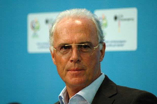 Franz Beckenbauer z zarzutami o korupcję