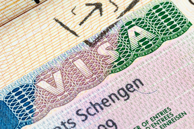 Fałszywe wizy Schengen w tureckich paszportach