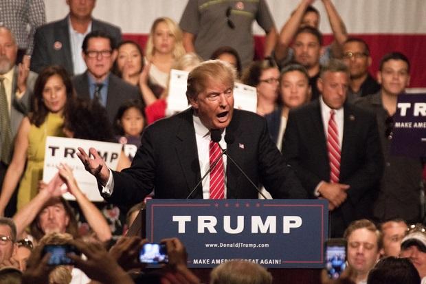 Trump powiększa przewagę w Kalifornii