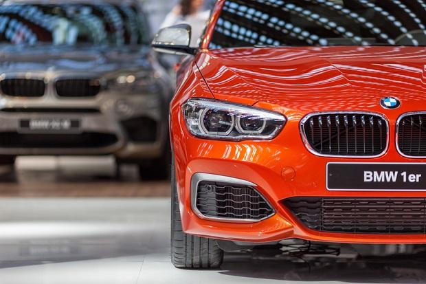 Targi motoryzacyjne w Detroit w 2019 roku bez BMW