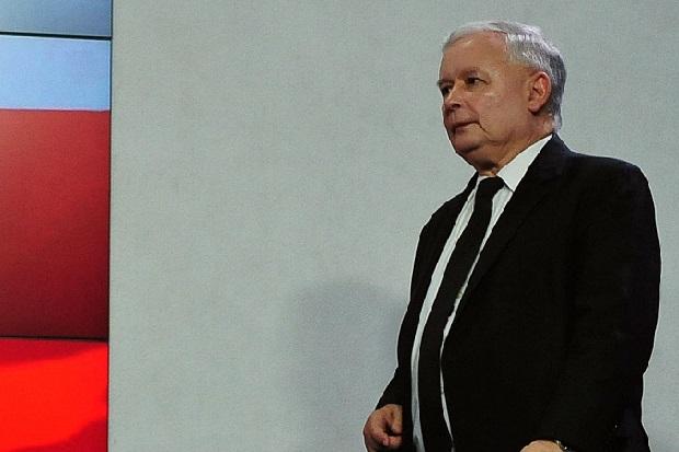 Jarosław Kaczyński Człowiekiem Roku według tygodnika ,,Wprost''