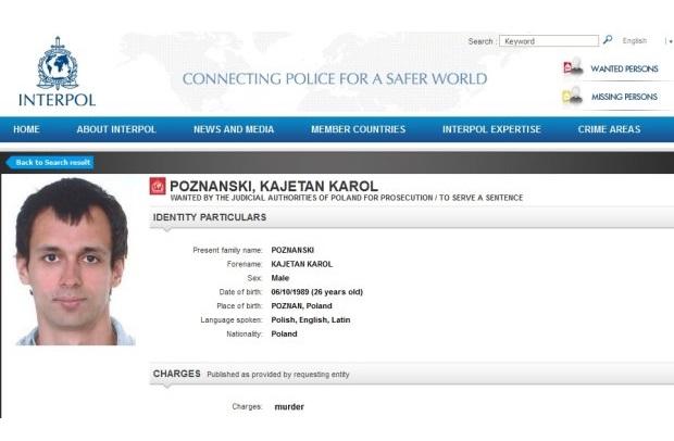 Poszukiwany za morderstwo Kajetan Poznański zatrzymany na Malcie!