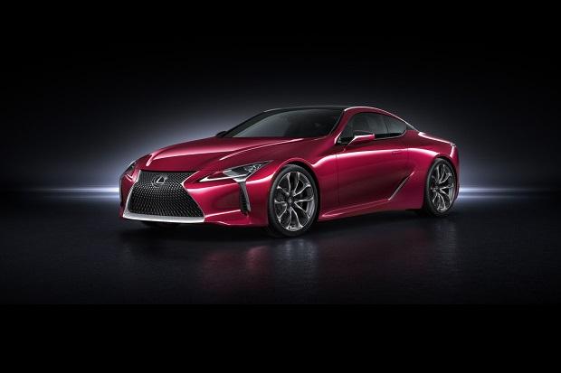 60% Lexusów LC-500 trafi na rynek amerykański