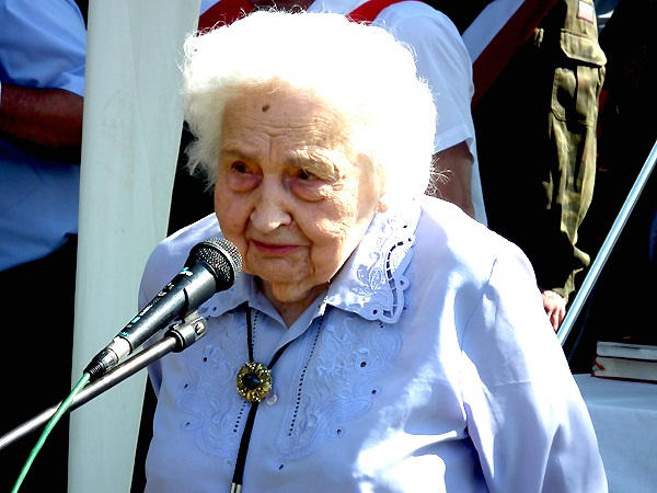 Dziś 100. urodziny Marii Mireckiej – Loryś, kapitana AK