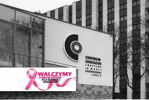 Walka o niezależność śląskiej onkologii
