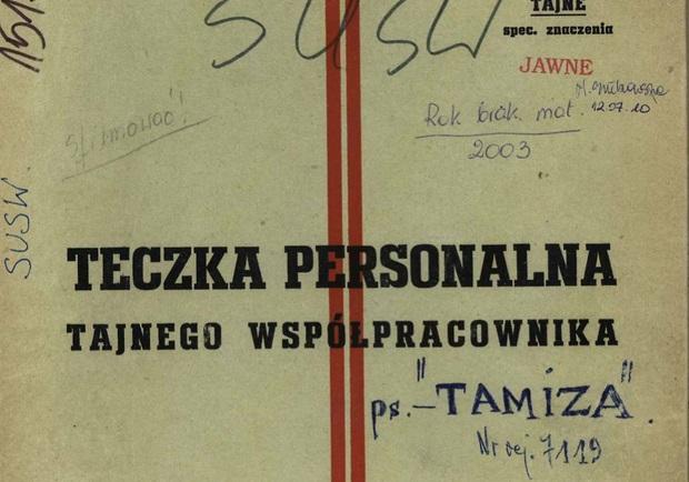 IPN ujawnił następne dokumenty z domu gen. Kiszczaka