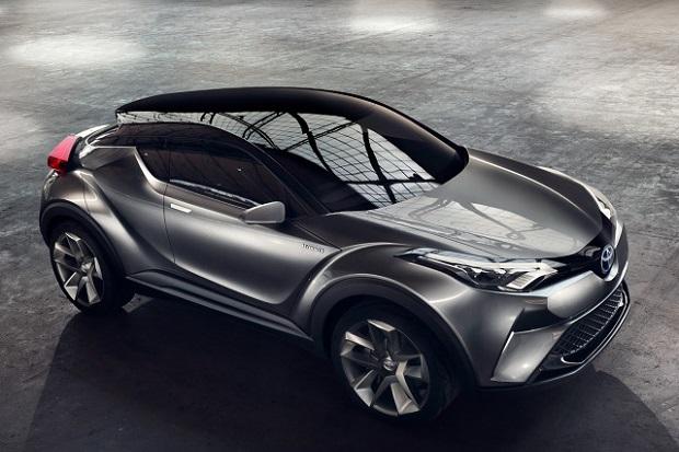 Nowy crossover Toyoty już w marcu w Genewie