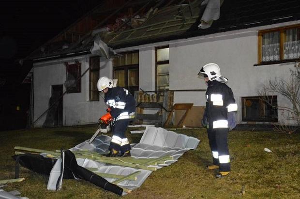 Straż pożarna interweniowała od wczoraj ponad tysiąc razy