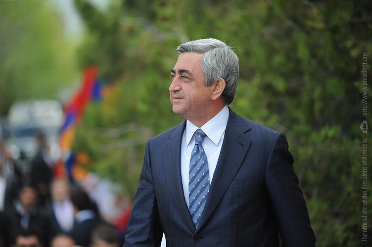 Do Bostonu przyleciał prezydent Armenii