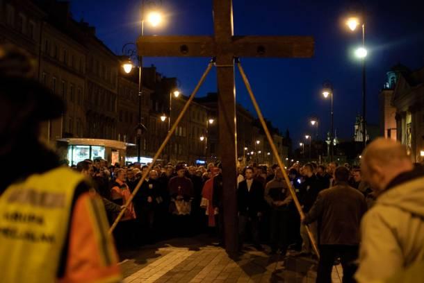 Centralna Droga Krzyżowa w Warszawie