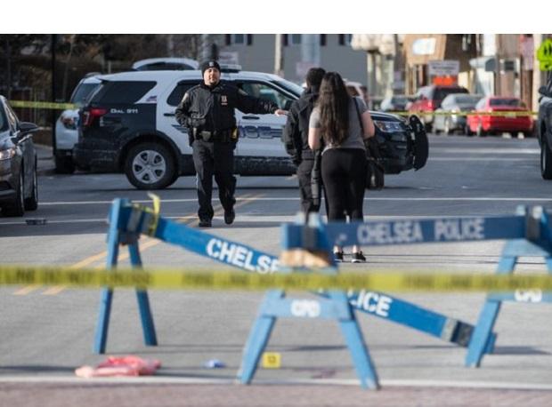 Siedem osób postrzelonych na przedmieściach Bostonu. Dwie mają po 15 lat