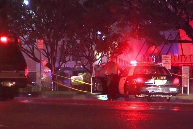 Dziewięć osób postrzelonych podczas imprezy na przedmieściach Los Angeles