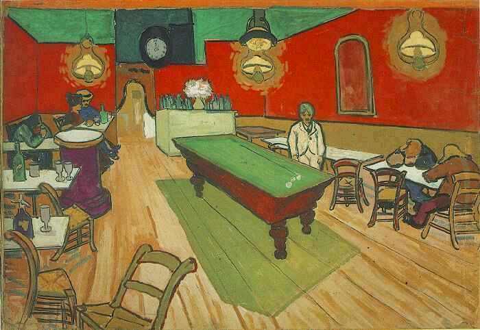 """Obraz """"Nocna Kawiarnia"""" Van Gogha pozostanie w USA"""