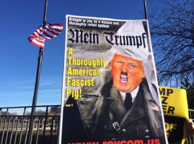 Przeciwnicy Donalda Trumpa zapowiadają protest przy Trump Tower