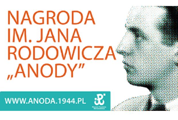 """Przyznano nagrody im. Jana Rodowicza """"Anody"""""""