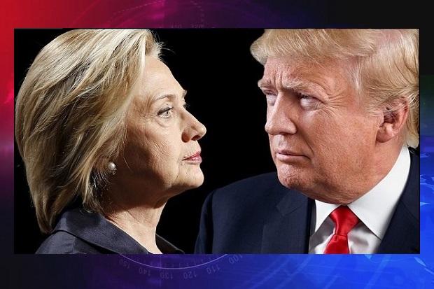 Hillary Clinton i Donald Trump walczą o głosy w Illinois