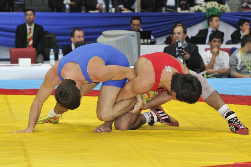 Zapaśnicze mistrzostwa Europy w stylu wolnym i klasycznym mężczyzn oraz kobiet w Bukareszcie
