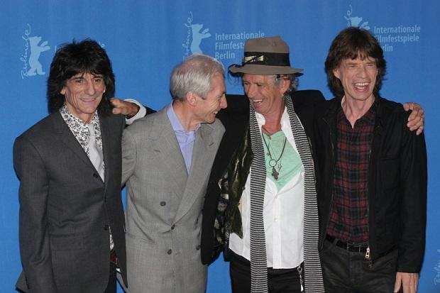 Wystawa Rolling Stones na Navy Pier