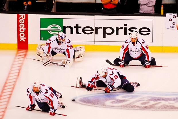 NHL: Zwycięstwa Senators i Capitals