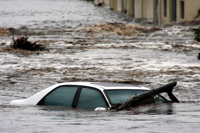 Cztery ofiary śmiertelne powodzi w Niemczech i Francji
