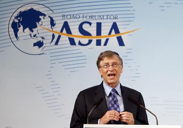 Bill Gates po raz 17. najbogatszym człowiekiem świata