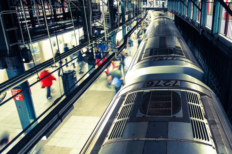 Tragedia na torach nowojorskiego metra