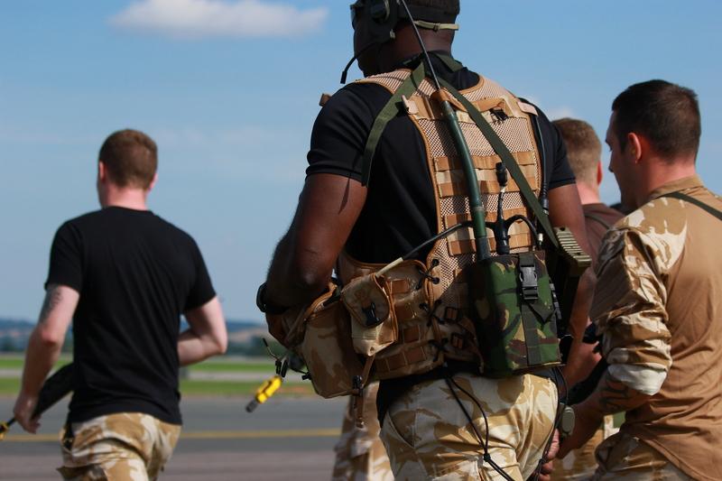 Kolejna grupa brytyjskich instruktorów wojskowych pojedzie do Iraku