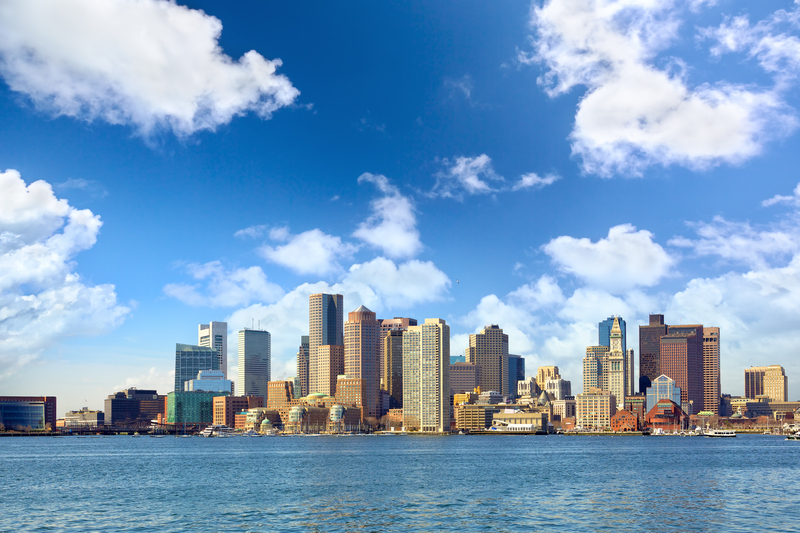 Boston przygotowuje się na skutki zmian klimatycznych. Władze chcą podwyższyć jedną z ulic