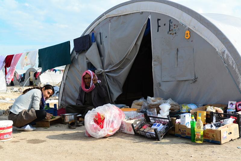 Migranci na greckich wyspach ukrywają się przed deportacją