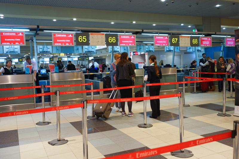 Moskiewskie lotniska sa słabo chronione