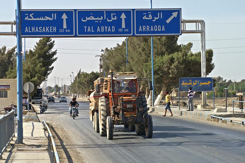 Naloty na Rakkę w Syrii – co najmniej 39 ofiar wśród cywilów