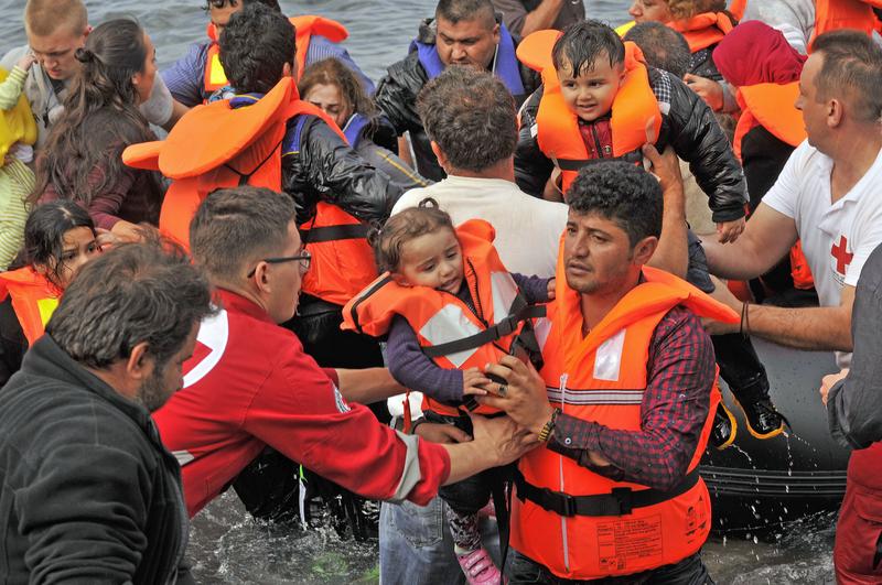 Akcja włoskiej straży przybrzeżnej – uratowano 1350 migrantów