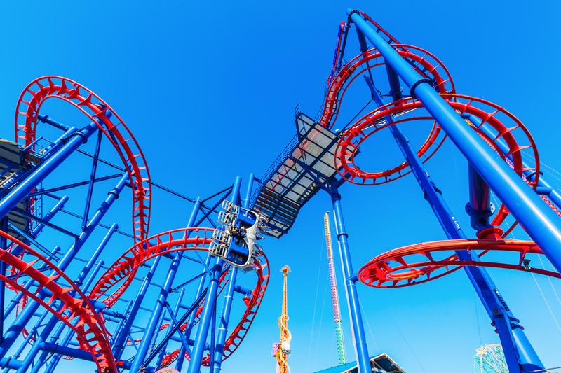 Swoje podwoje otwiera Luna Park na Coney Island