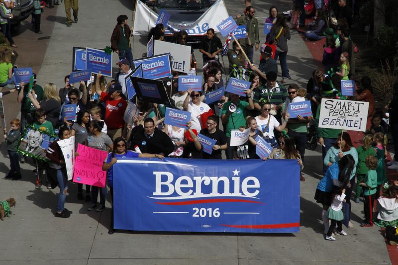 Bernie Sanders przyjedzie do Seattle