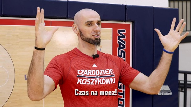 Marcin Gortat: Obozy koszykarskie dla młodzieży Gortat Camp odbędą się w lipcu w pięciu polskich miastach