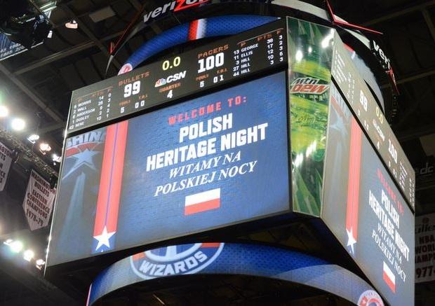 """""""Polska noc"""", czyli NBA z polskimi akcentami"""