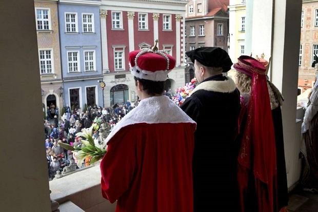 Uroczystości Kaziuka Wileńskiego w Poznaniu