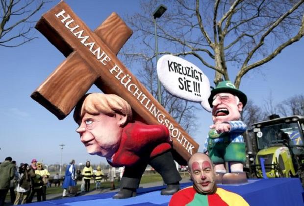 Merkel traci, górą neonaziści czyli wybory w Niemczech