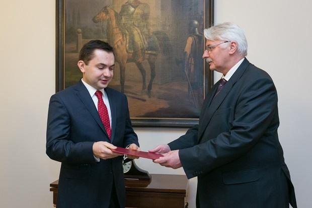 Nominacja dla nowego ambasadora Polski na Białorusi