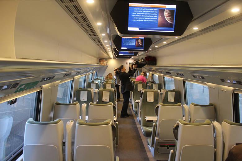 Na tę informację podróżni czekali kilka lat. W pociągach Pendolino będzie internet Wi-Fi