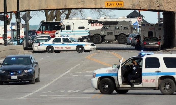Autostrada Bishop Ford zamknięta z powodu podejrzanej paczki