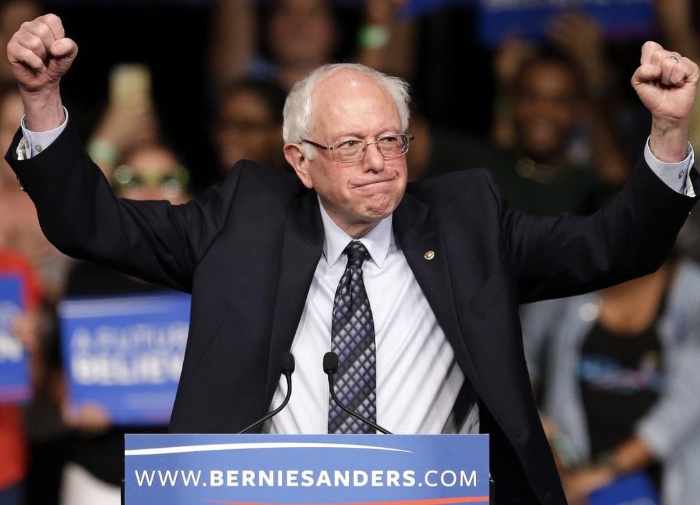 Sanders górą na Alasce i w stanie Waszyngton, ale Clinton wciąż daleko przed nim