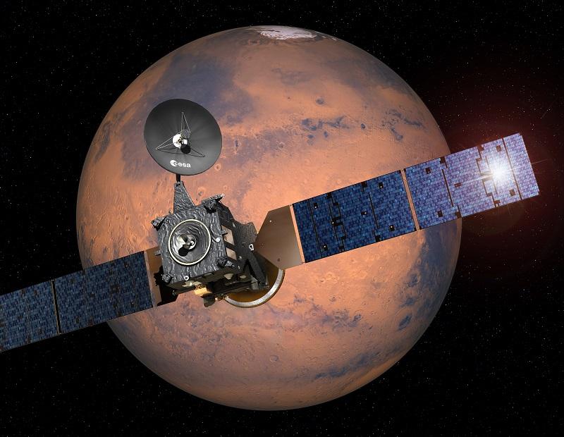 Roboty do badania Księżyca i Marsa