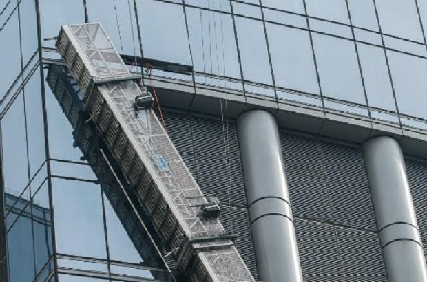 Strażacy uratowali dwóch mężczyzn, myjących okna wieżowca w Chicago
