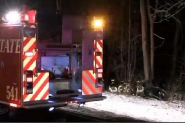 Dwóch nastolatków zginęło w wypadku drogowym w Willow Springs