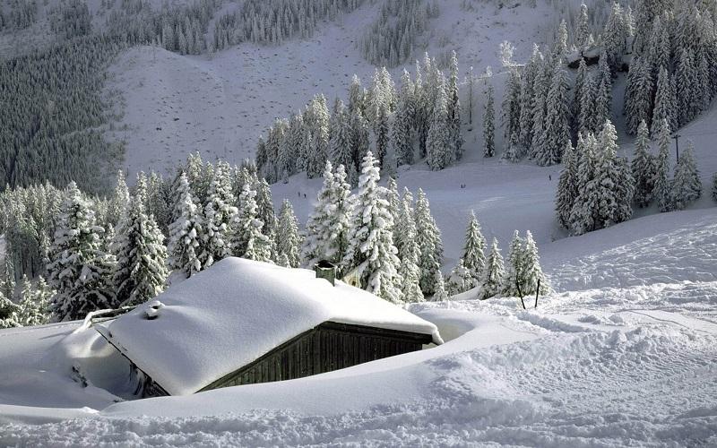 Ponad 3 metry śniegu – północna Hiszpania odcięta od świata